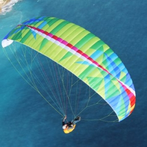 Ozone Ultralite 4 - Red Tail Paragliding
