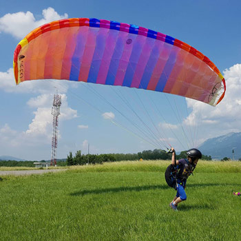 Bgd Seed Red Tail Paragliding