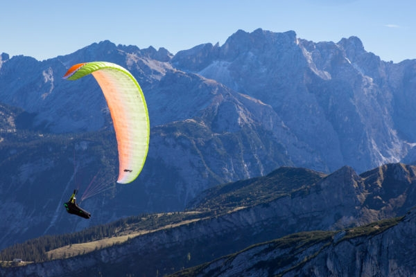UP Lhotse - Red Tail Paragliding