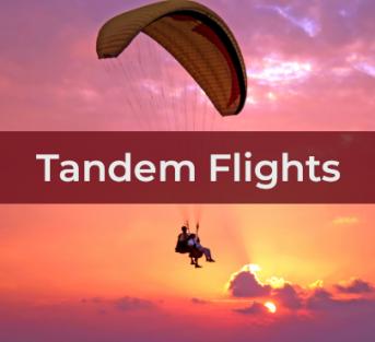 tandem paraglide boulder
